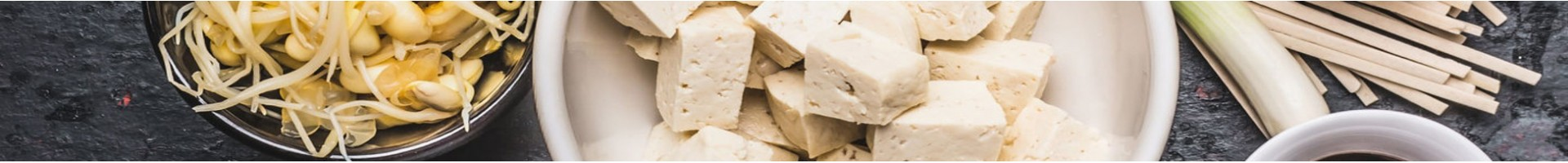 Proteínas Vegetales: Tofu, Seitán y Tempeh | La Finestra
