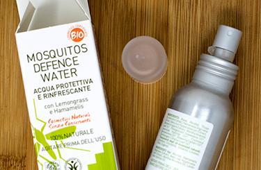 Antimosquitos: Repelentes con Aceites Esenciales | La Finestra