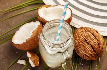 Agua de Coco - Bebidas Vegetales y mucho más  | La Finestra