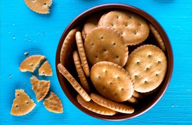 Crackers: Crackers de Espelta, Crackers de Arroz | La Finestra